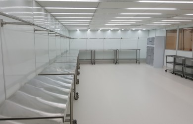 Our USP-797 Compliant Cleanrooms - Cleanroom Design LLC